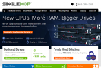 Cloud Infrastructure Company SingleHop Updates Dedicated Server Options